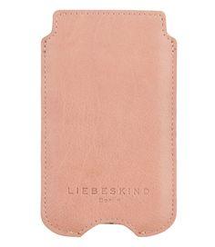 Deze Mobile 10 lederen cover van Liebeskind biedt de ultieme bescherming aan je smartphone. Het hoesje is geschikt voor onder andere een Samsung Galaxy S2, S3 en S4.
