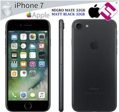 SMARTPHONE TELEFONO MOVIL LIBRE IPHONE 7 IPS 32GB 12MPX 4G 4,7 PULGADAS OFERTA