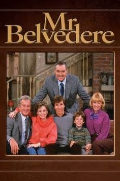 Mr. Belvedere~ I Loved this TV show~~~~