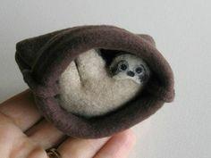 Sloth plush stuffed