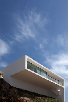 JUNG - Reference object House on the Cliff, Alicante, Spain
