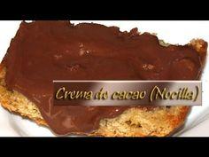 ▶ Nocilla Dukan (Crema de Cacao) - Dukan Nutella - Receta Fase Crucero - YouTube