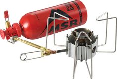 DragonFly liquid-fuel camp stove - BEST STOVE EVER!