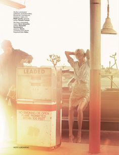 Vogue Russia inspired Tommy Griffith / Road Trippers 8 http://fqoto.com/ss2014-090-road-trippers-8.html