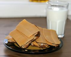 The Norwegian Phenomenon of Brown Cheese (my mom ate brown cheese - brunost - quite a lot; it is a difficult taste to describe; Norwegian Food, Potato Bread, Scandinavian Food, Fish And Meat, Meat And Cheese, Breakfast At Tiffanys, Food Styling, Norway