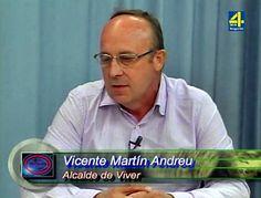 Se hace saber... Vicente Martín. Alcalde de Viver. TV Alto Palancia - tribuna segorbina