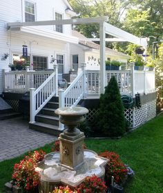 Pergola Awning Chester County
