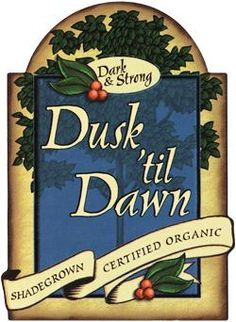 Good Migrations' line showcases six Organic, Fair Trade, and Shade Grown certified coffees. The Organic Dusk 'til Dawn Roast is a dark roast, medium in body with robust flavor! Fair Trade Coffee, Dark Roast, Coffee Roasting, Dusk, Montana, Organic, Night, Medium, People