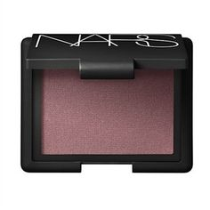 NARS Sin - one of my favourite fall/winter blushes; plum with golden specks