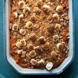 Sweet Potato Casserole with Bourbon and Pineapple | SAVEUR