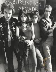 The Adverts an original Punk band