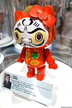 Kittyrobot x Hello Kitty