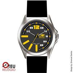 Mostrar detalhes para Relógio de pulso OTR BOSS 0001