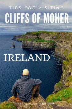 The amazing Cliffs of Moher is one of Ireland's top travel destinations, and for good reason. Here's how to best visit these coastal cliffs. Ireland Travel Guide, Europe Travel Guide, Travel Guides, Dublin, Backpacking Europe, Europe Destinations, Belfast, Cliffs Of Moher, Reisen In Europa