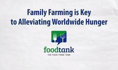 NEW VIDEO: The United Nations recently declared 2014 as the International Year of Family Farming (IYFF). This the first United Nations year that is the result of a campaign by civil society--the World Rural Forum (WRF) campaigned heavily for the year and it was backed by more than 360 civil and farmers' organizations in five continents.