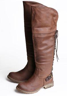 Rumplestilz Brown Boots