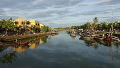 Hoi An - 8 Best Places to Visit in Vietnam- Travel Mind Map Vietnam Hotels, Vietnam Tours, Vietnam Travel, Famous Places, Beautiful Buildings, World Heritage Sites, Cool Places To Visit, Tourism, Things To Do
