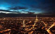 Beautiful Eiffel Tower Photography Images and Wallpapers