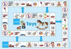 """Ideenreise: Ergänzendes Material zum Thema """"toys"""""""