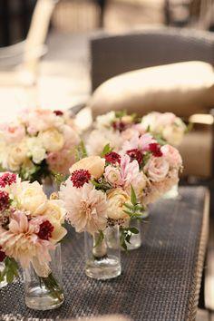 Rustic Chic Montana Wedding Michele M. Waite  - bridal bouquet