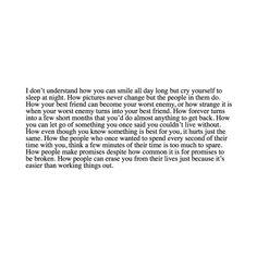 sad quote | Tumblr