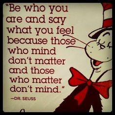 Happy 107th Birthday Dr. Seuss!