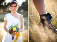 Styled Gypsy Inspired Wedding #garanceetvanessa