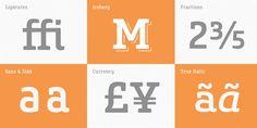 Core Slab M Font Download #font#fonts#typography#lettering