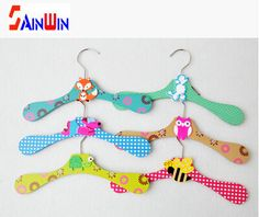 Sainwin 10pcs/lot  27.5cm Kids Wooden Animal Cartoon Hangers For Clothes Baby Wood Clothes Pegs - ICON2 Luxury Designer Fixures  Sainwin #10pcs/lot # #27.5cm #Kids #Wooden #Animal #Cartoon #Hangers #For #Clothes #Baby #Wood #Clothes #Pegs