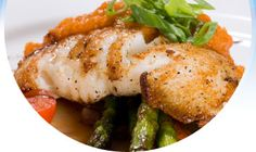 Glazed Ling Cod Recipe   Albion Fisheries