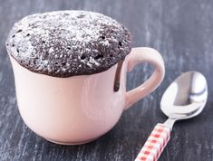 bögrés süti – Google Kereső Mug Recipes, Sugar Free Recipes, Easy Cake Recipes, Diet Recipes, Muffin Recipes, Dessert Ww, Ww Desserts, Dessert Recipes, Ramadan Desserts