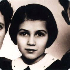 Noemi Berkowicz Noemi was only 9 when she was sadly murdered at Treblinka Extermination camp in 1942 Romanian People, Schindler's List, Captain Corellis Mandolin, Elie Wiesel, Children Pictures, Old Faces, The Lost World, Never Again, Models