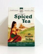 6 X Spiced Masala Chai Tea bags by Palanquin (caffeinated black tea) 40 bags Masala Chai, Matcha, Drinking Tea, Spices, Health Fitness, Healthy, Bags, Gastronomia, Handbags