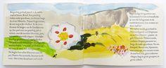 En overal vogels, pagina 7-8, De Guadarrama