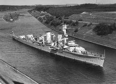 Karlsruhe German Light Cruiser