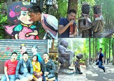 Hilarious stuffs to do in SEOUL ..