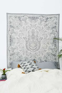 Hamsa Hand Tapestry - Urban Outfitters