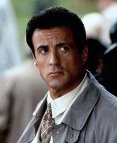 Sylvester Stallone Assassins 1995 Robert Rath. Can't wait to see him reunite with his old co star Antonio Banderas for Expendables 3 as well as reuniting with his co star from Demolition Man Wesley snipes.