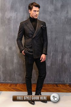 Casual Fall Suit Outfits For Men 28 Mens Boots Fashion, Latest Mens Fashion, Fashion Edgy, Male Fashion, Fashion Fall, Fashion Trends, Fashion Suits, Fashion 2018, Fashion Ideas
