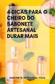 4 Dicas para o Cheiro do Sabonete Artesanal Durar Mais - - María Paula Águila Bees Wrap, Natural Shampoo, Luz Natural, Soap Packaging, Soap Recipes, Home Made Soap, Natural Cosmetics, Soap Making, Diy Beauty