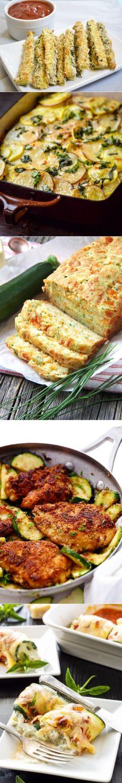 5 вкуснейших рецептов из кабачков
