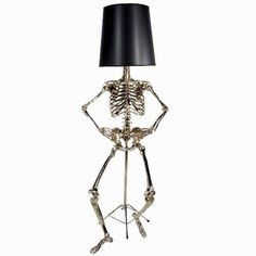 Unusual floor lamps hub for cool wooden floor lamps unusual unusual floor lamp with skeleton body philippe home building furniture and interior aloadofball Images