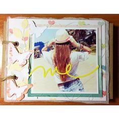 MrsDiaz - Mini álbum para encargo