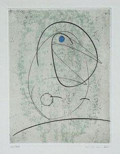 Max Ernst (1891-1976, Germany-France)   1968