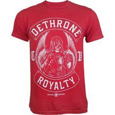 Dethrone Royalty Cain Club Patch Training Pads, Patches, Royalty, Mens Tops, T Shirt, Club, Royals, Supreme T Shirt, Tee Shirt