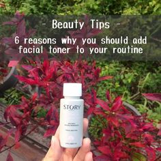 6 reasons why you should add facial toner to your skincare routine! 1. It shrinks pores 2. It gives your skin pH balance 3. It adds a layer of protection.  4. It moisturizes.  5. It refreshes the skin.  6. It can prevent ingrown hairs.