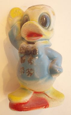 CARNIVAL CHALKWARE DONALD DUCK #5 by ussiwojima, via Flickr