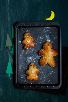 """Manalas (Manala, mannele, männele- little fluffy bread (brioche), """"wee men"""" for Saint Nicolas on Dec 6th)   Popular in Alsace, located on France's eastern border and on the west bank of the upper Rhine adjacent to Germany and Switzerland."""