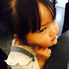 My future child Cute Asian Babies, Korean Babies, Asian Kids, Cute Babies, Cute Baby Meme, Baby Memes, Dad Baby, My Baby Girl, Baby Kids