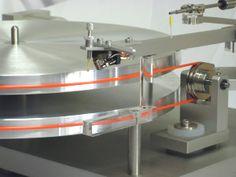 "Model 4724-4725 Turntable ""Koma""-Tone arm ""Tsurube"" | AudioLabo 47研究所"